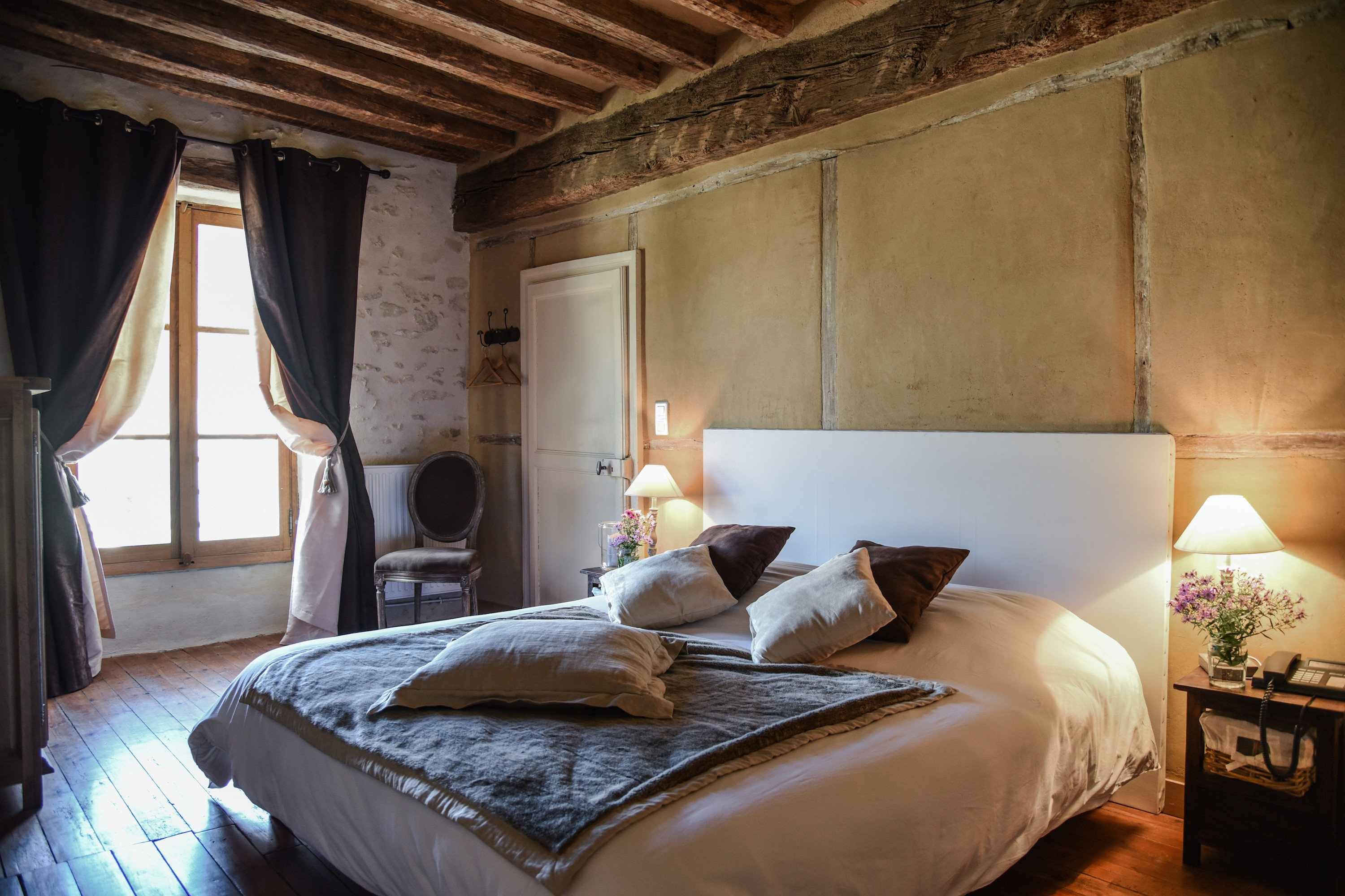 Bed And Breakfast In The North Of France Chambre Du Grand Logis